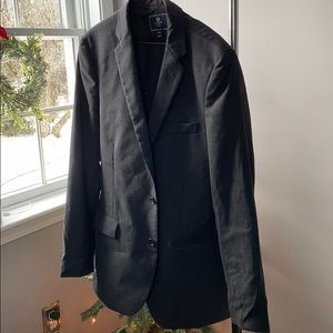 J crew black blazer